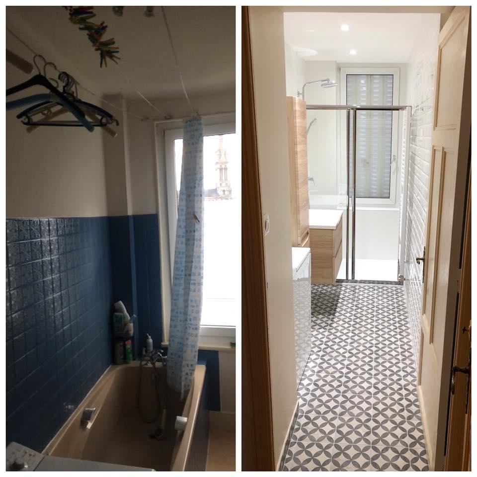 Rénover sa salle de bain à Metz - Sacep19s