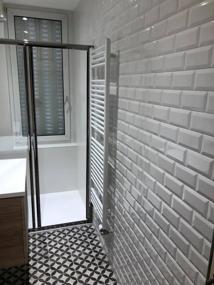 Création d'une salle de bain en Meurthe-et-Moselle
