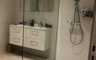 Salle de bain clé en main à Nancy