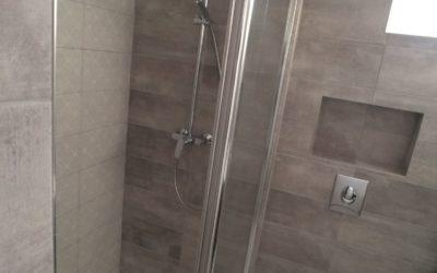 Installation de salle de bain à Nancy