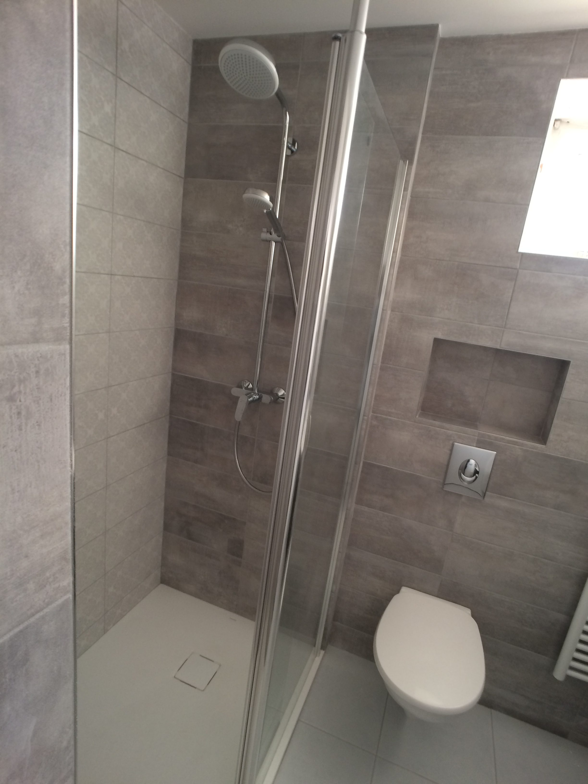 Création de salle de bain à Nancy