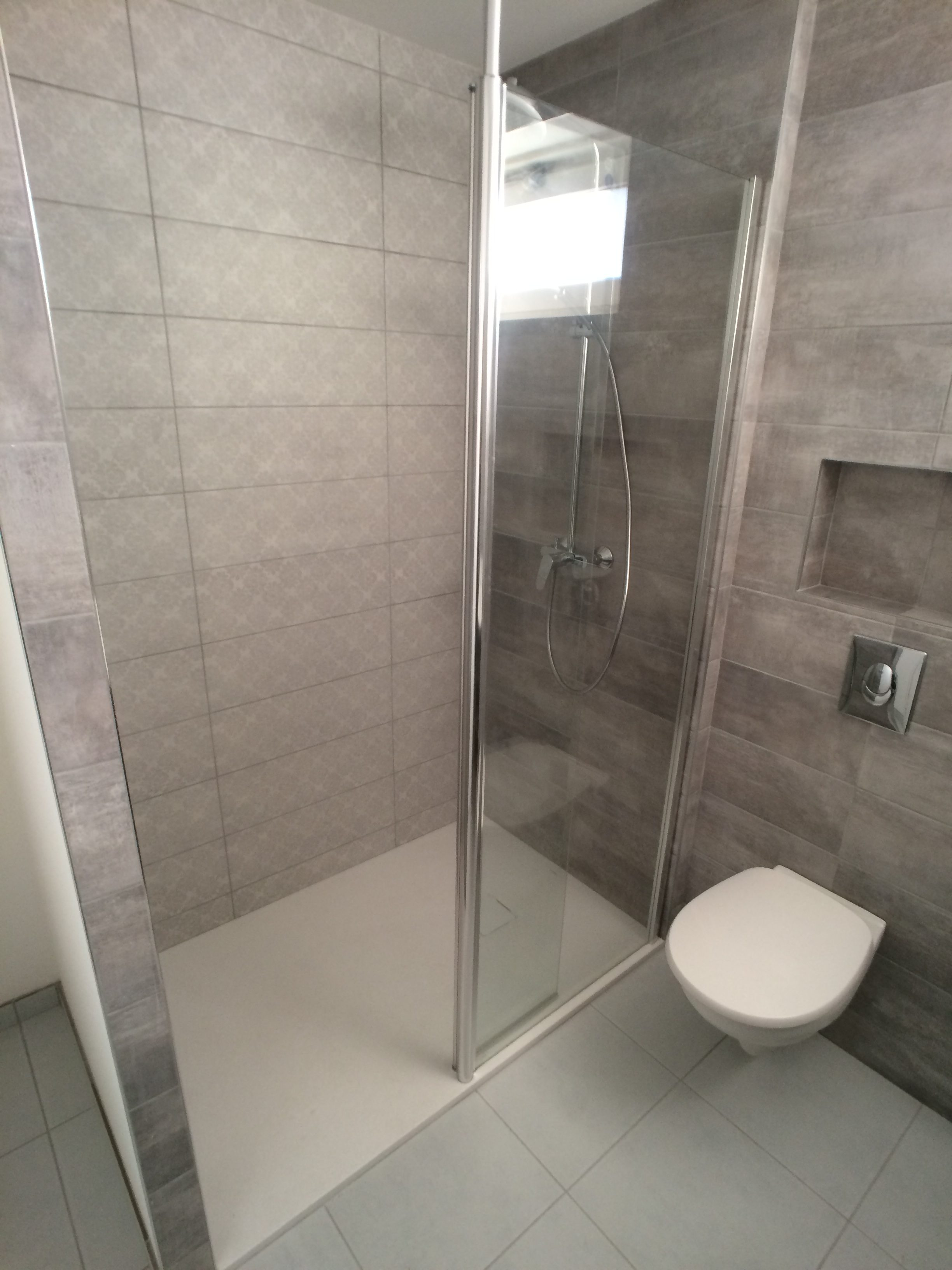Aménagement d'une salle de bain à Essey-les-Nancy